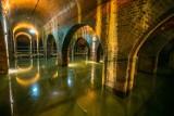 Ma 150 lat i przypomina wnętrze gotyckiego kościoła. Zobacz Zbiornik Wody Stara Orunia od środka!