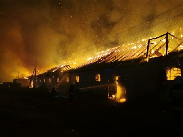 Pożary były plagą w Pawłowie Skockim