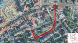 Bochnia. Ulica Jana Achacego Kmity zostanie zamknięta na trzy dni. Będzie zmiana organizacji ruchu w centrum Bochni