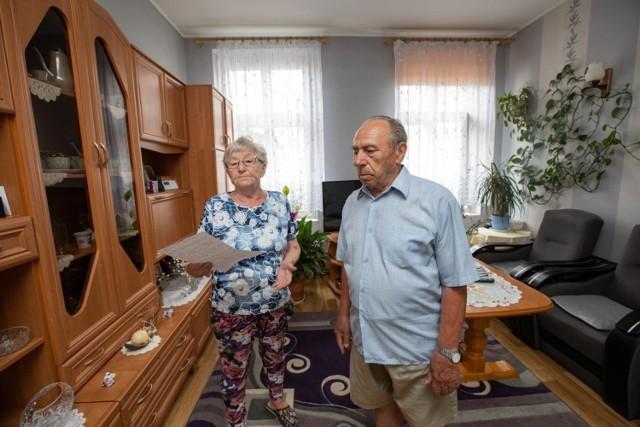 Pani Helena i pan Jan z Bydgoszczy na razie mieszkają na 50 metrach, ale wkrótce ma się to zmienić.