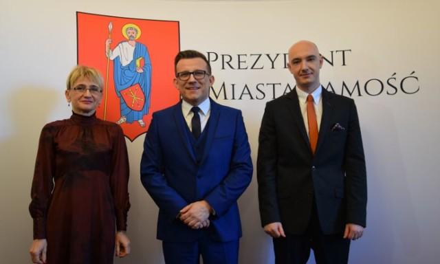 Andrzej Wnuk przedstawił swojego II zastępcę. To Piotr Zając