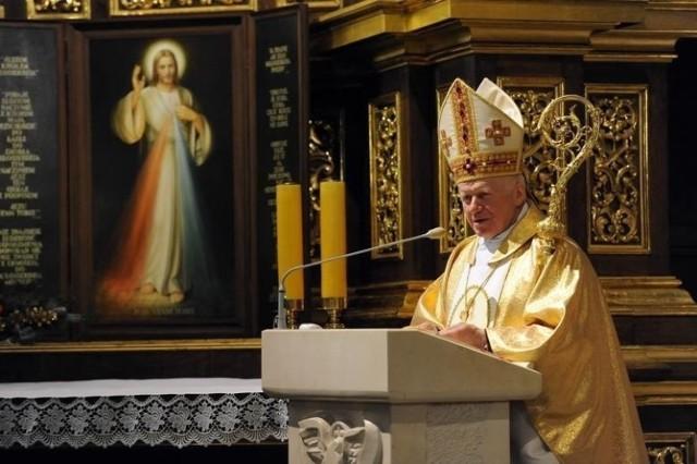 Ks. abp Adam Szal, metropolita przemyski.