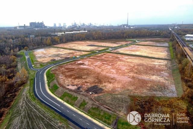 Dwanaście nowych działek dla inwestorów przygotowanych zostało w Dąbrowie Górniczej - Kazdębiu Zobacz kolejne zdjęcia/plansze. Przesuwaj zdjęcia w prawo - naciśnij strzałkę lub przycisk NASTĘPNE