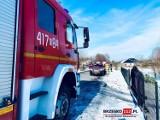 Jasień. Nie żyje 52-latek spod Brzeska, którego od środy poszukiwała rodzina, policjanci i strażacy