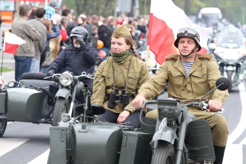 Otwarcie sezonu motocyklowego w Wolsztynie [ZDJĘCIA]