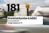 Lista fotoradarów w Łodzi i województwie. Gdzie stoją? Które z nich rejestrują najwięcej wykroczeń! ZOBACZ! 13.05.2021