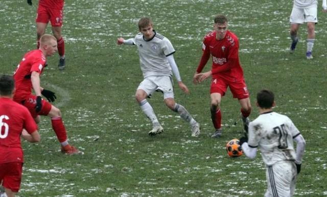 Górnik Zabrze pokonał Legię Warszawa 4:2 w meczu 16. kolejki Centralnej Ligi Juniorów U-18.