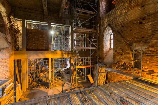 Przebudowa zamku krzyżackiego w Świeciu kosztować będzie ponad 6,7 mln zł