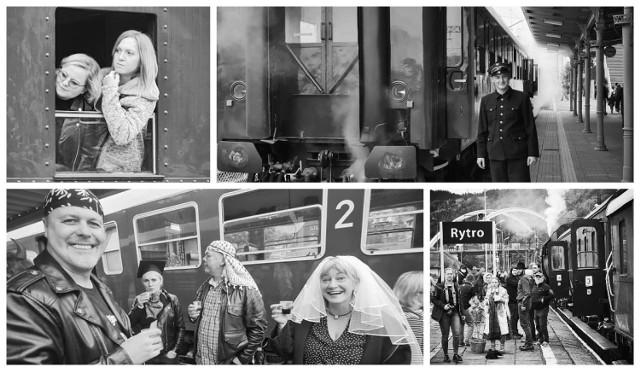 Podróż w czasie pociągiem retro z Nowego Sącza do Muszyny