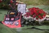 Ostatnie pożegnanie Jacka Gomólskiego, byłego żużlowca Polonii Bydgoszcz [ZDJĘCIA]