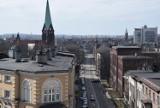 Panorama Chorzowa: Widok miasta z wieży Urzędu Miasta. Poznajecie te miejsca?