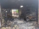 Umieszcz. Hojny gest strażaków ochotników, wsparli kolegę poszkodowanego przez pożar