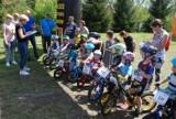 Ponad 70 młodych kolarzy ścigało się w Grand Prix Głuszycy MTB Podziemia Osówki ZDJĘCIA