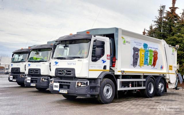 Nowoczesne śmieciarki będą wywozić odpady w Ostrowie Wielkopolskim