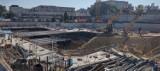 We Wrocławiu, jak w... kopalni! Zobacz, jak budują biurowiec Infinity przy pl. Jana Pawła II [ZDJĘCIA]