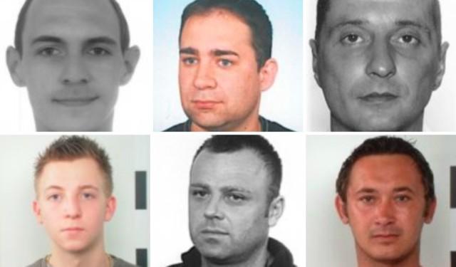 Policjanci z Małopolski osób, które prowadziły samochód po alkoholu lub narkotykach. Wśród poszukiwanych jest także kobieta Rozpoznajesz kogoś z fotografii? Zgłoś to na policję! Przesuwaj zdjęcia w prawo - naciśnij strzałkę lub przycisk NASTĘPNE >>>