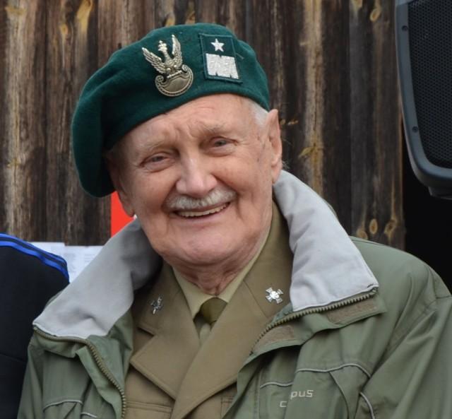 Generał Jan Henryk Podhorski 21 czerwca 2021 roku skończył 100 lat.
