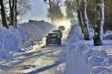 Prawdziwa zima zaatakowała Łódź 19 lat temu, w styczniu 2002 roku. ZDJĘCIA