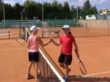 Iga Świątek, zwyciężczyni French Open, Roland Garros 2020, grała na kortach w Piotrkowie [ZDJĘCIA archiwalne]