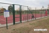 Mieszkańcy Karczowisk mają już nowe boisko