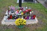 Cmentarze w Sosnowcu ponownie otwarte. Na grobach świeże kwiaty, palą się nowe znicze