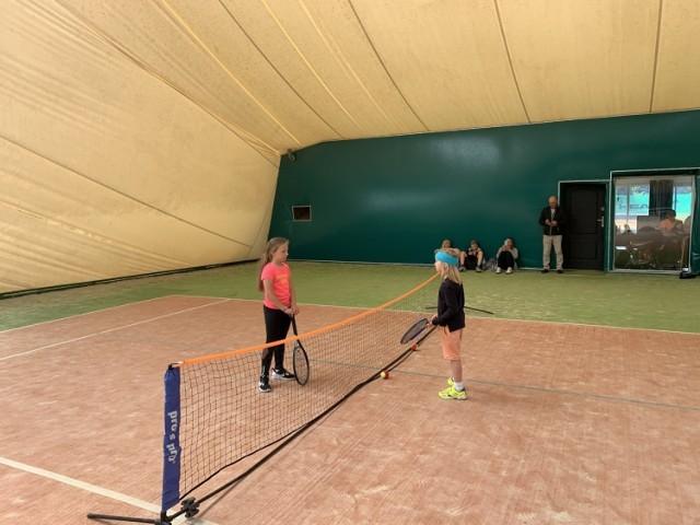 Najmłodsi tenisiści rywalizowali w Gorzowie w turnieju Rogerek Cup 3.