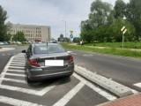 """To są """"mistrzowie"""" w Katowicach - zobacz jak parkują! Pod zakazem, na ścieżkach rowerowych, chodnikach..."""