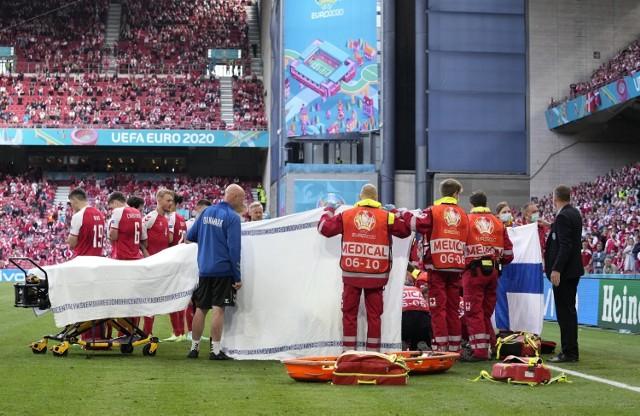 Christian Eriksen wypisany ze szpitala!
