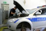 Policyjne radiowozy w kiepskim stanie [raport NIK]