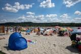 Kuter Port Nieznanowice - wielka plaża i kąpielisko pod Gdowem. Nowe miejsce wypoczynku w regionie to hit wakacji [ZDJĘCIA] 21.08.2021