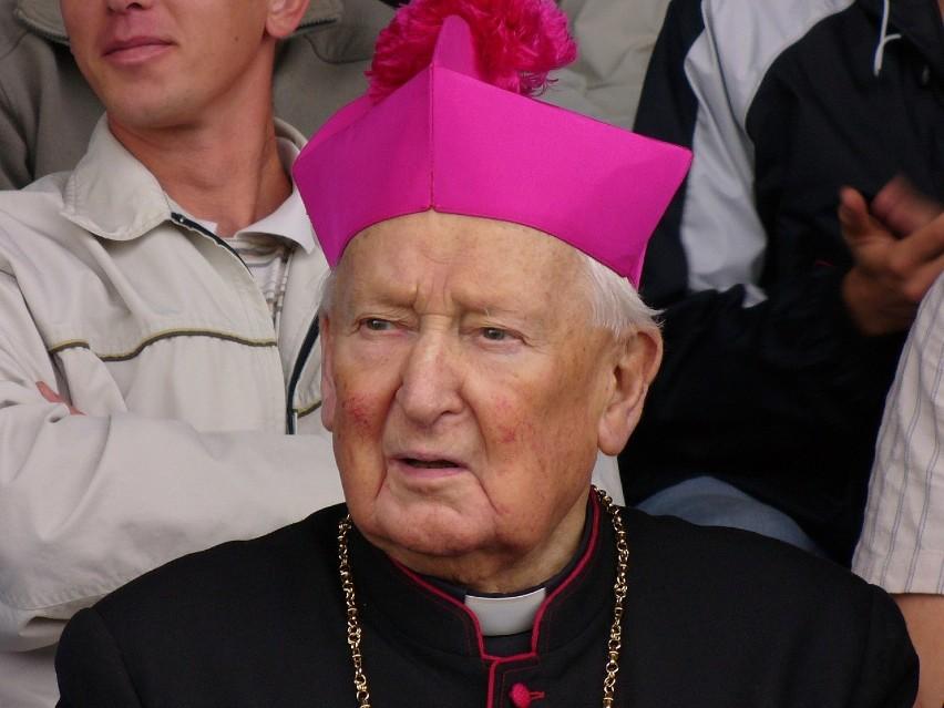 biskup pomocniczy gorzowski w latach 1960–1972, biskup...