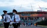 W Sankt Petersburgu nie czuć atmosfery Euro 2020. Może zmienią to polscy kibice?