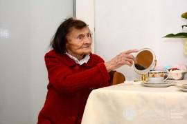 Pani Honorata przeżyła 109 lat. W ubiegłym roku podczas urodzin odwiedził ją m.in. prezydent Marcin Bazylak