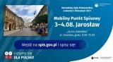 Narodowy Spis Powszechny Ludności i Mieszkań 2021. Możesz się spisać na ul. Grodzkiej w Jarosławiu