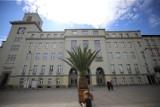 Chorzów: Bercik powrócił na rynek. Na razie przywieziono jedną palmę. Pozostałe wrócą w poniedziałek