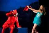 Lubuskie Lato Teatralne 2020: na plaży ośrodka Temar filmowi statyści w rozterce i Don Gil w miłosnej komedii omyłek