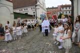 Zakończenie oktawy Bożego Ciała w parafii NMP Niepokalanie Poczętej w Wolsztynie