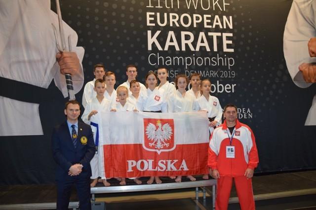 XI Mistrzostwa Europy Karate WUKF