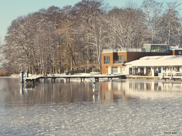 Ale jest i piękniejsze oblicze mroźnej zimy - Szczecinek w styczniowym słońcu