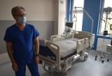 Nowy OIOM w szpitalu w Żorach. Jest więcej łóżek i nowszy sprzęt