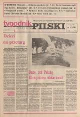 """Zmiany zbliżały się nieuchronnie. """"Tygodnik"""" był w centrum wydarzeń. Rok 1989"""