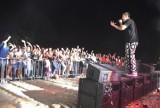 Sarius, Paluch oraz Wac Toja wystąpili w Dąbiu. Szalona noc na plaży podczas Lubuskiego Lata Kulturalnego. Byliście? Zobaczcie zdjęcia!