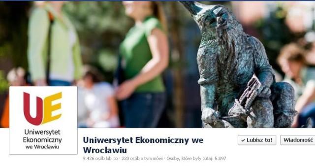 W piątek (12 kwietnia) studenci Uniwersytetu Ekonomicznego z ...