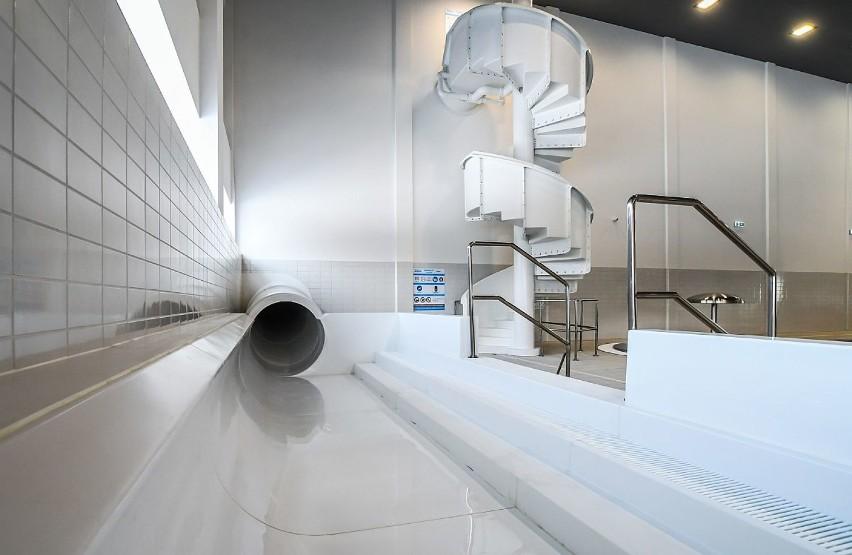 Już od 17 maja otwarty będzie nowy basen. Aqua Fordon to...