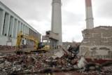 Konserwator wstrzymał rozbiórkę elektrowni EC2 w Łodzi [ZDJĘCIA]