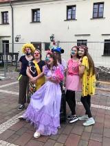 Doktorzy z Clowna odwiedzili dzieci z Domu Pomocy Społecznej - SIERADZ