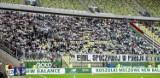 Lechia Gdańsk - Legia Warszawa 3.10.2021 r. Kibice Legii byli na meczu w Gdańsku. Jak się zaprezentowali podczas meczu z Lechią? GALERIA