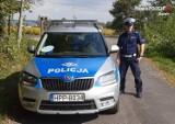 Będziński policjant zatrzymał po służbie złodzieja w Dąbrowie Górniczej