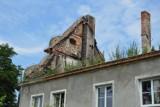 Spalony budynek w Bożnowie koło Żagania. Czy uda się go odbudować?