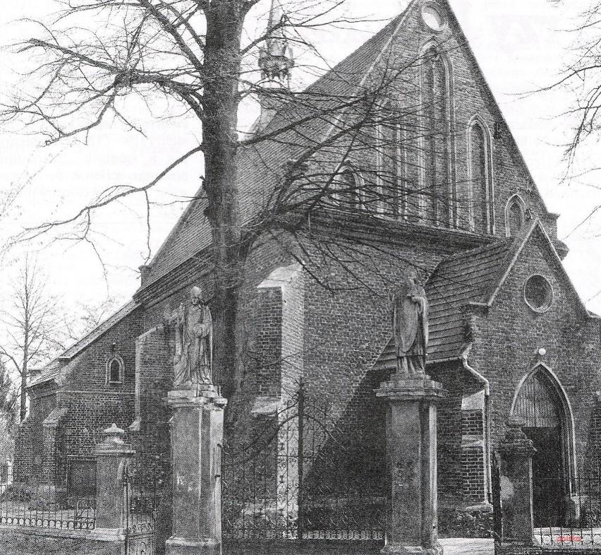 Kościół Narodzenia Najświętszej Marii Panny w Żarnowcu